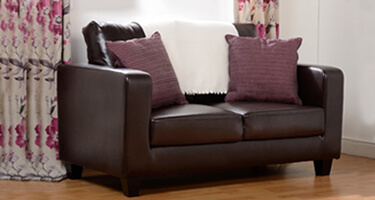 Seconique Tempo Leather Sofas