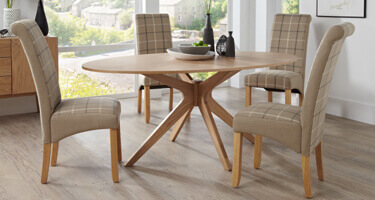 Serene Furnishings Dining Tables