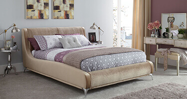 Serene Furnishings Fabric Bedsteads
