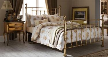 Serene Furnishings Metal Bedsteads