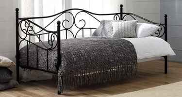 Serene Furnishings Metal Day Beds