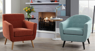 Serene Furnishings Occasional Chairs