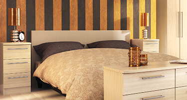 Sherwood Bedside Cabinets