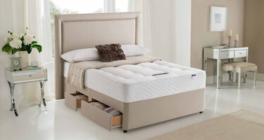 Silentnight Divan Beds
