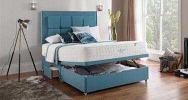 Silentnight Ottoman Beds