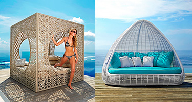 Skyline Design Outdoor Daybeds