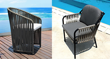 Skyline Design Outdoor Dining Chairs