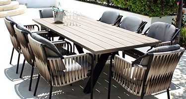 Skyline Design Outdoor Dining Tables