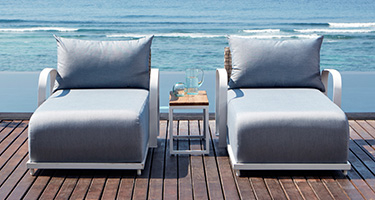 Skyline Design Outdoor Sun Loungers
