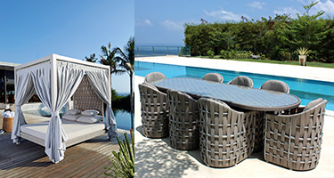 Skyline Design Strips Outdoor Furniture