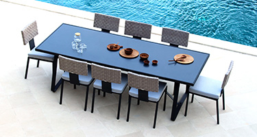 Skyline Design Windsor Carbon Matt Outdoor Furniture