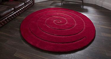 Spiral Rugs