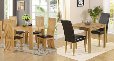 Square Dining Sets