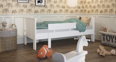 Steens Alba Kids White Bedroom