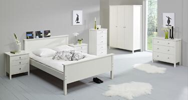 Steens New Stockholm White Bedroom