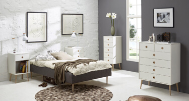 Steens Soft Line Bedroom