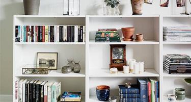 Steens White Living Room