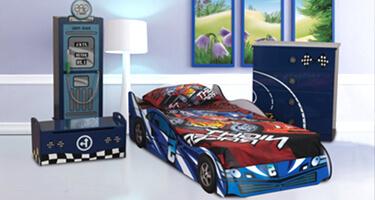 Sweet Dreams Formula Blue Kids Bedroom
