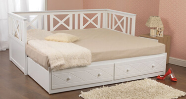 Sweet Dreams Guest Bed Frame