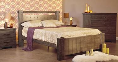 Sweet Dreams Mozart Wooden Bedroom