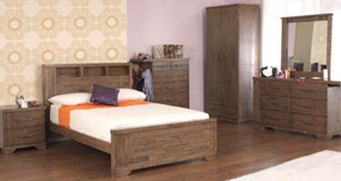Sweet Dreams Treasure Wooden Bedroom