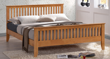 Time Living Wooden beds