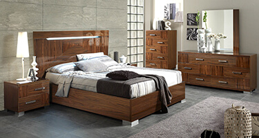 Tuttomobili Daniela Italian Bedroom
