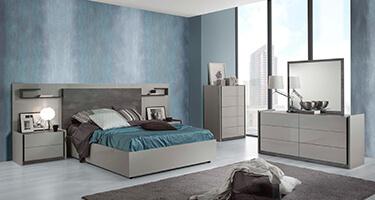 Tuttomobili Valentina Italian Bedroom