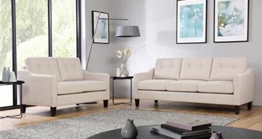 Ultra Furniture Hepburn Fabric Sofas