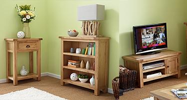 Besp Oak Vancouver Select Living Room