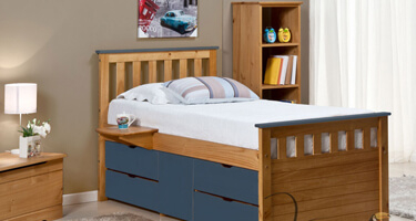 Verona Designs Captains Beds