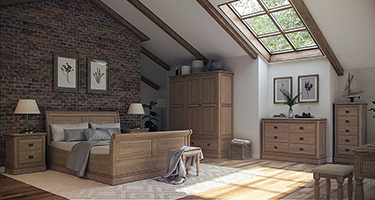 Classic Furniture Versailles Bedroom