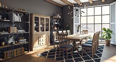 Classic Furniture Versailles Dining Room