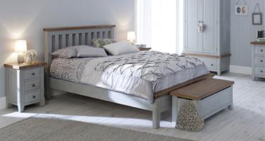 Vida Living Abingdon Bedroom