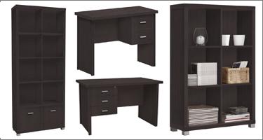 Vida Living Oscar Wenge Office Furniture