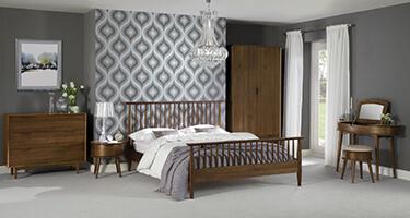 Branded Walnut Furniture Bedroom Living Dining Room Or
