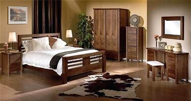 Walnut Bedroom Sets