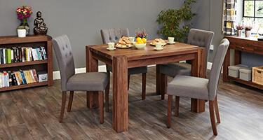 Walnut Dining Room Furniture UK