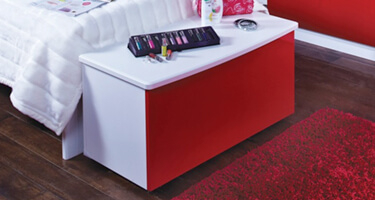 Welcome Furniture Blanket Box