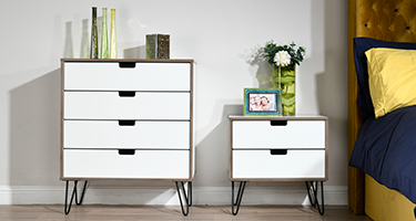 Welcome Furniture Shanghai White High Gloss