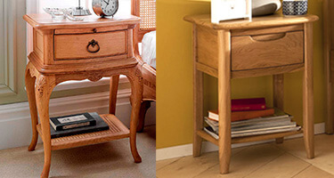 Willis and Gambier Bedside Cabinets