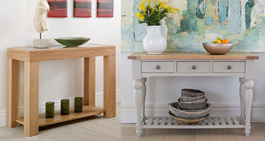 Willis and Gambier Console Table