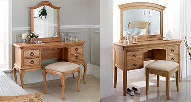Willis and Gambier Dressing Tables