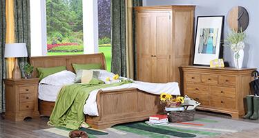 Zone Furniture Jersey Wooden Bedroom