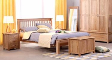 Zone Furniture Manhattan Wooden Bedroom