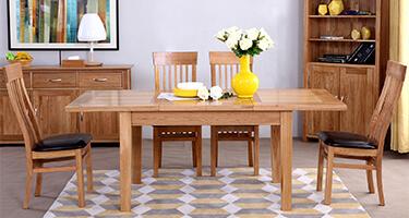 Zone Furniture Manhattan Wooden Dining Room