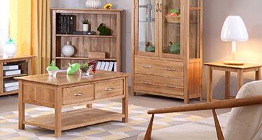 Zone Furniture Manhattan Wooden Living Room