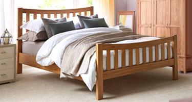 Zone Furniture Newark Wooden Bedroom