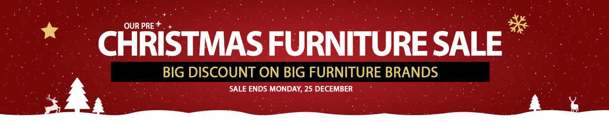 Boxing Day Massive Reduction Furniture Sale